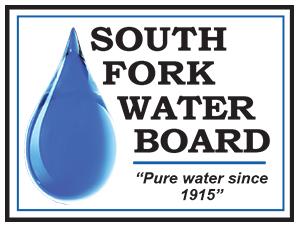 South Fork Water Board Logo
